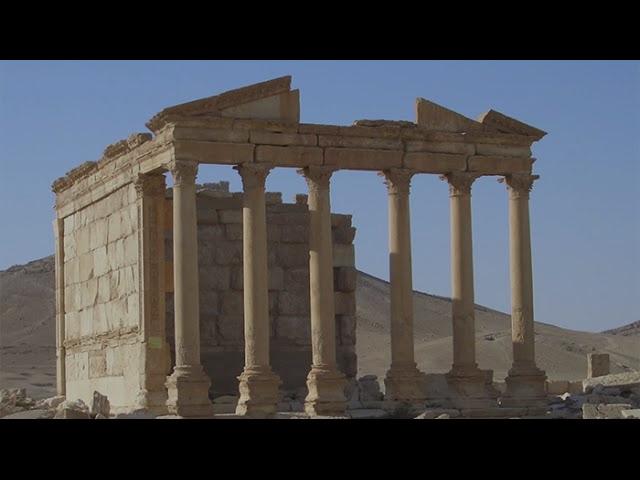 Bedreigd werelderfgoed Palmyra te zien in virtuele tour