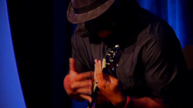 Ukulele performance | Derick Sebastian | TEDxSantaCruz