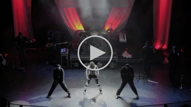 Who's Bad: The Ultimate Michael Jackson Tribute Band - Promotional Trailer