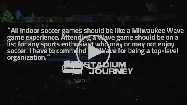 MKE Wave - The Greatest Show On Turf!