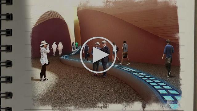 UAE Pavilion Milan Expo 2015