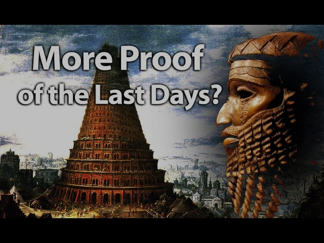 More Proof of the LAST Days!??