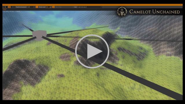 Camelot Unchained: Terrain Editor Demo