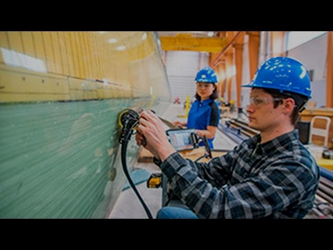 UMaine's Advanced Structures and Composites Center a Resource to Businesses & Students