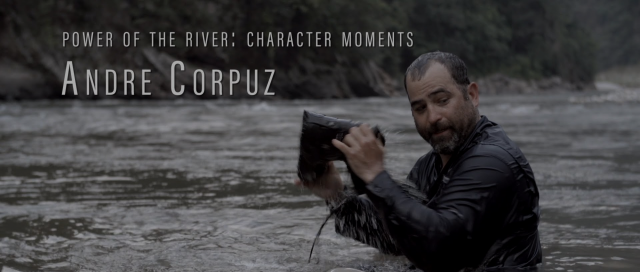 Power of the River - Character Moment 4: Andre Corpuz