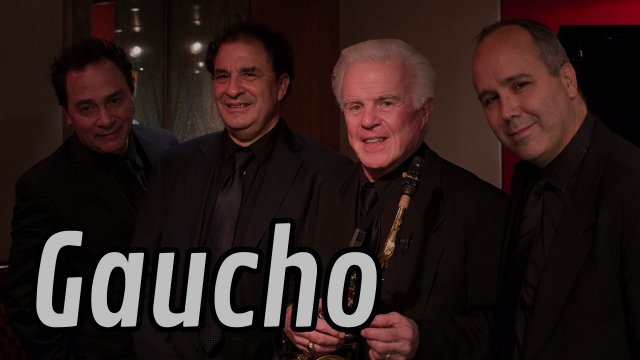 Gaucho by Chiquinha Gonzaga - Martin Piecuch's Jazzical Fusion @ JAZZ at KITANO, NYC