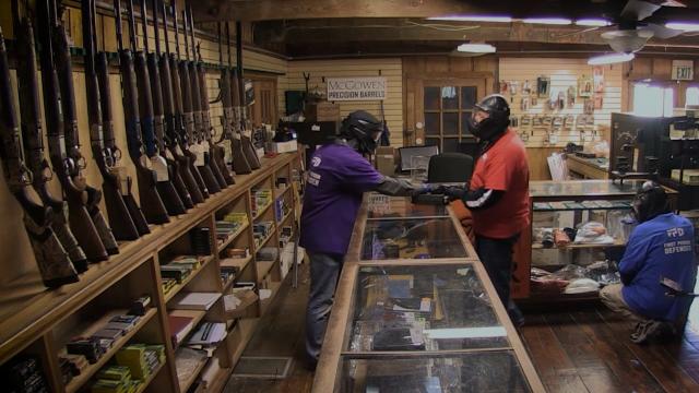 GunVenture: Season 1 - First Person Defender: Gun Store Robbery Trailer