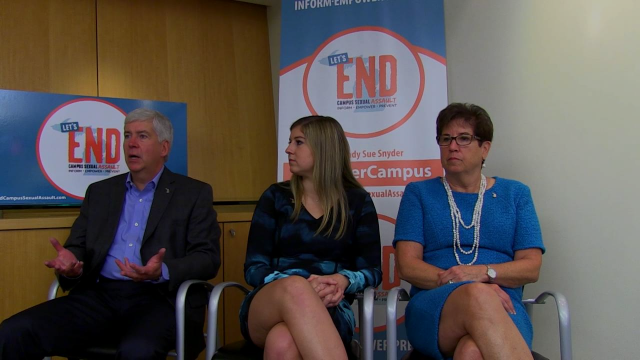 Michigan can be a national leader in ending campus sexual assault