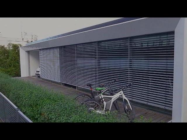 La maison du futur est allemande et s'appelle B10 - hi-tech