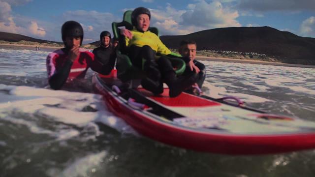 Cerebra Surf Story