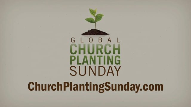 Global Church Planting Sunday
