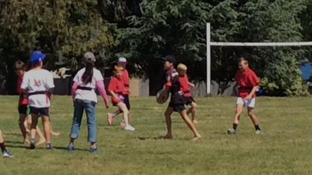 Senior School Rippa Rugby