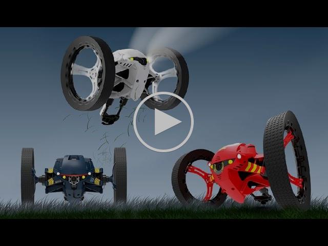Parrot Minidrones - Jumping Night
