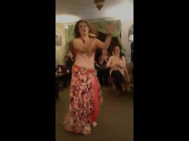 Zara Dance  - bellydancer at Arabic Night