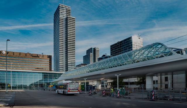 Opening Haags Startstation E-lijn