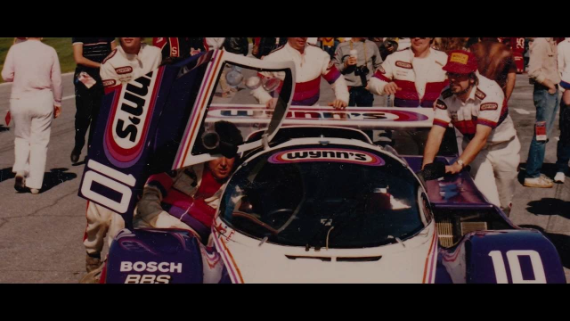 The History of the Hotchkis Racing Porsche 962 IMSA GTP Race Car