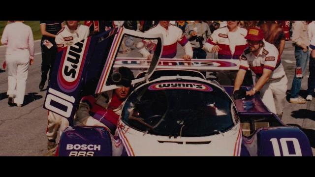 The History of the Hotchkis Racing Porsche 962 IMSA GTP Race Car
