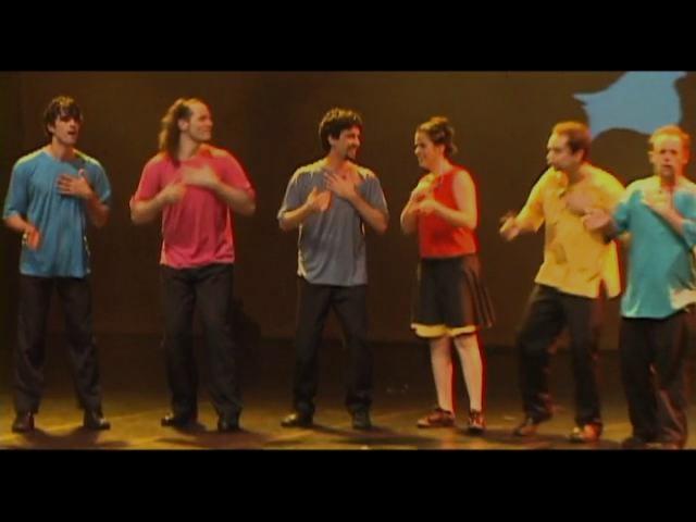 Documentário PULSO - A Percussão Corporal (ECA USP 2009)