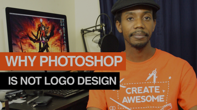 Why Photoshop Is Not a Logo Design Program
