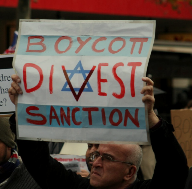 Boycotting Israel May Soon Become Illegal Across US
