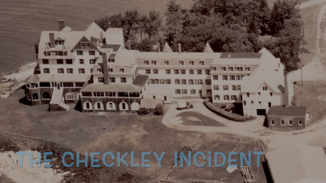 The Checkley Incident (1944, Narrated by David McGovern)