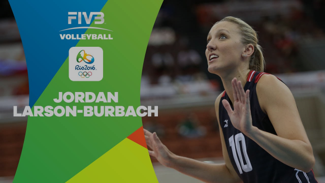 The governor Jordan Larson-Burbach raring for Rio 2016