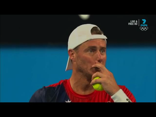 Sock tells Hewitt to challenge at the Hopman Cup