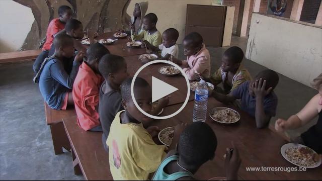 ONG Terres Rouges - Aide psychosociale aux enfants des rues du Bénin