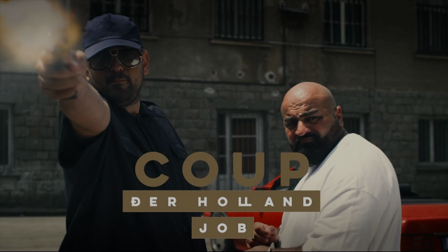 Coup (Haftbefehl & Xatar) - 500 (Der Holland Job Teil 1)