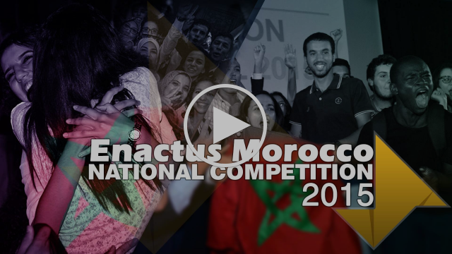 Enactus Morocco National Competition 2015