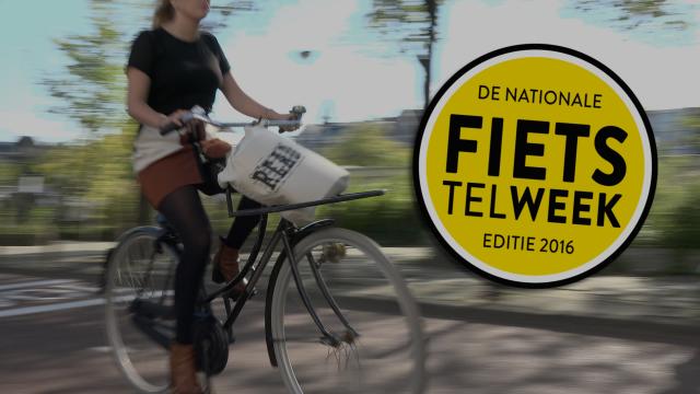 Fiets Telweek 2016