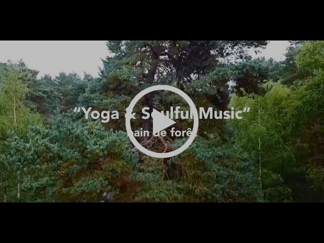 """Voir VIDEO FLYER en utube➦""""Bain de forêt Fontainebleau"""""""