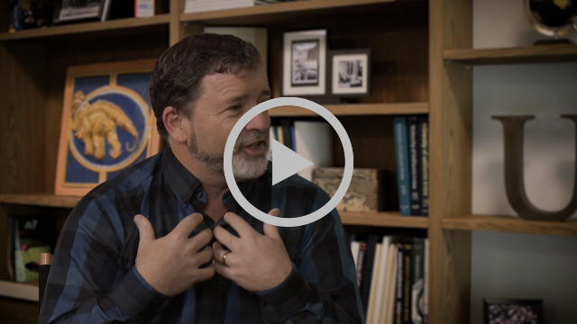 Conversations with the Vice Provost - Stephen Barker *TEASER