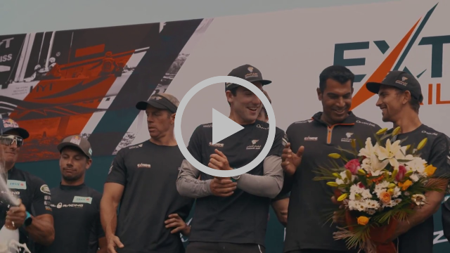 2017 Extreme Sailing Series™ Act 4, Barcelona: Highlights