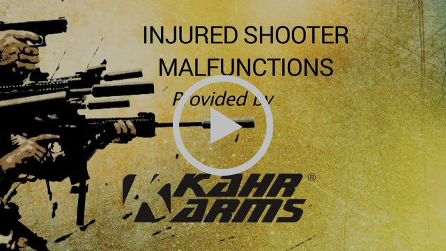 Trigger Time TV |  Injured Shooter Malfunctions
