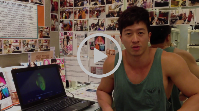 Jason Chee Manhunt winner, Gym owner and model on Selina's intuitive