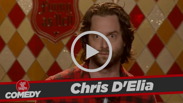Chris D'Elia Stand Up - 2011