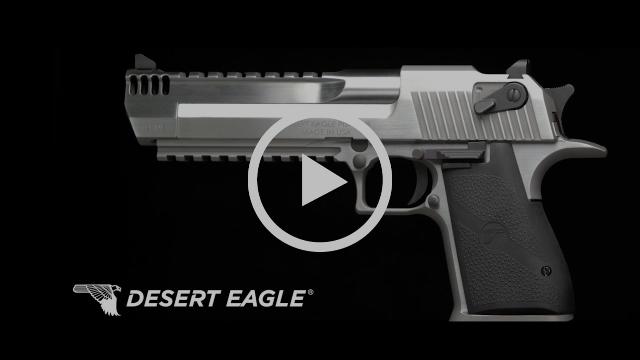 Magnum Research Desert Eagle 429 TV Commercial