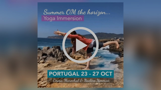 Retreat Yourself • 23-27 OCT Portugal