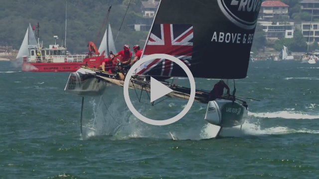 Be at the Heart of the Action - Extreme Sailing Series™ 2017 - Act 1 Muscat