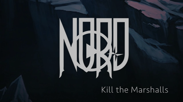 NORÐ - Kill The Marshalls (Official Lyrics Video)