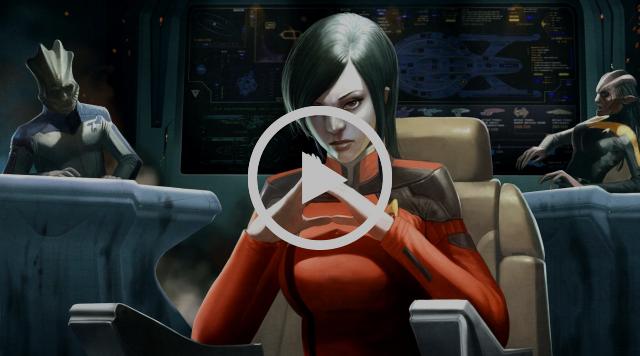 Star Trek Shattered Universe Full Movie All Cutscenes Cinematic