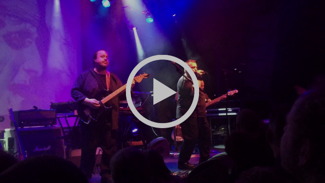 Steve Rothery Band-