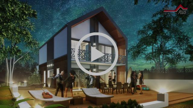 Maison LØFT - Habitat Plus