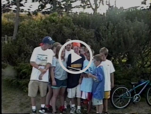 1999 Scavenger Hunt - red Team Song