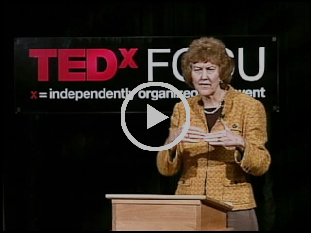 Journey of the Universe: Mary Evelyn Tucker at TEDxFGCU