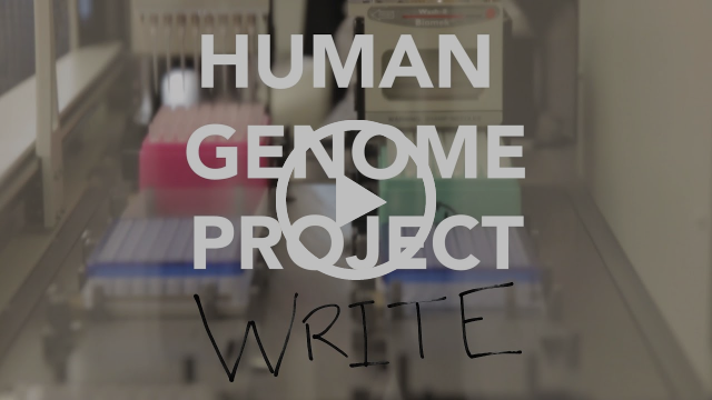 HGP-write: A Grand Challenge for Genome Engineering