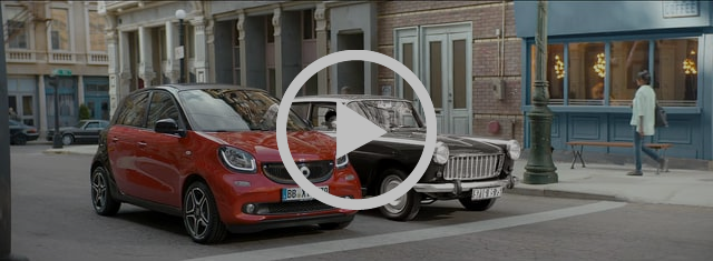 Smart - French Film TVC