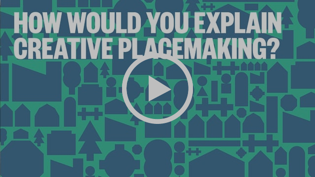 "#ArtPlaceSummit: Ellen Burke answers ""How Would You Explain Creative Placemaking?"""