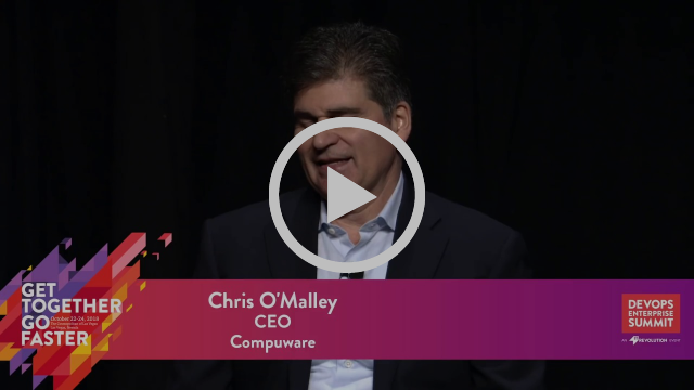 Fireside Chat with Compuware CEO Chris O'Malley